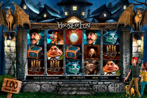 house of fun betsoft